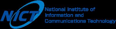 NICT logo