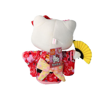 Hello Kitty Stuff Toy back image