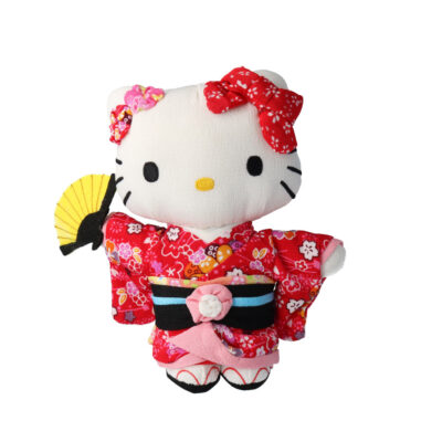 Hello Kitty Stuff Toy Front image