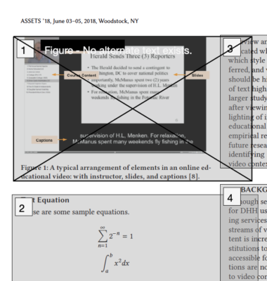 Updated page markup for figure differs from the previous screenshot in that the text below the figure is no longer within the figure's border.