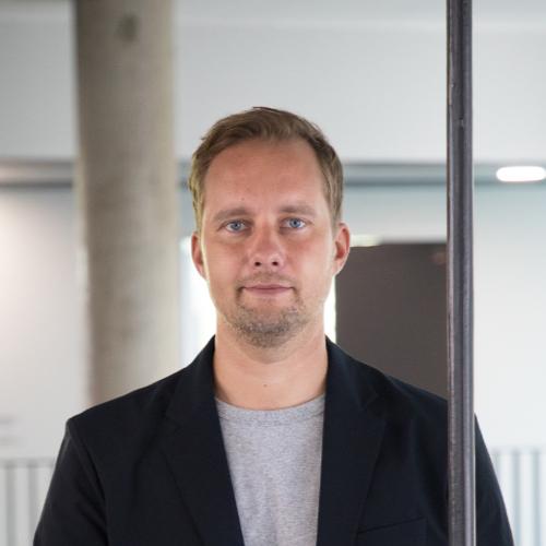 Portrait of Antti Oulasvirta