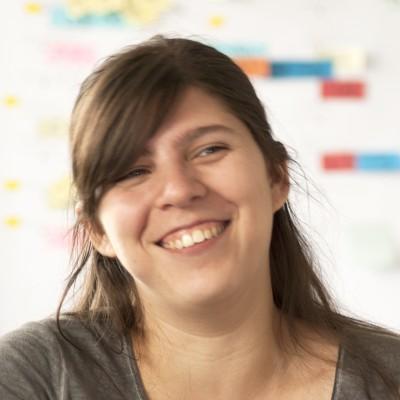 Portrait of Carla Griggio