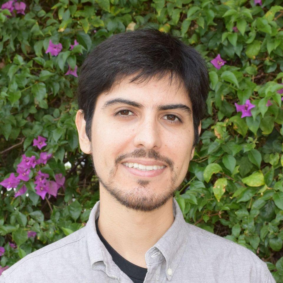 Portrait of Diego Muñoz