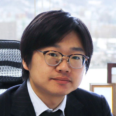 Portrait of Daisuke Sakamoto