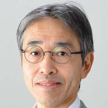 Portrait of Hideaki Kuzuoka