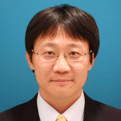 Portrait of Hiroyuki Manabe