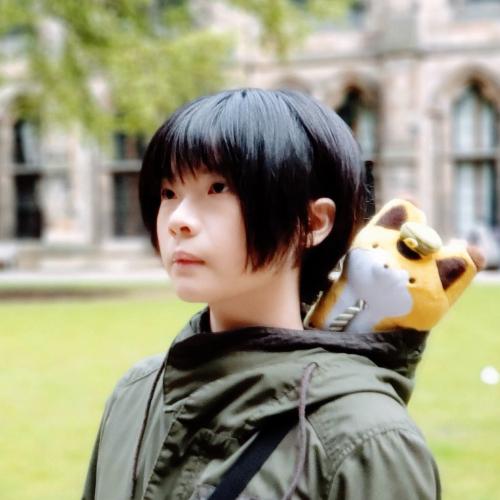 Portrait of Kaori Ikematsu
