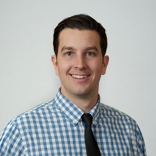 Portrait of Ryan Patterson