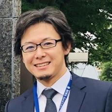 Portrait of Takanori Komatsu