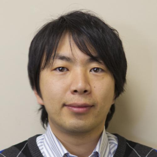 Portrait of Yuichi Itoh