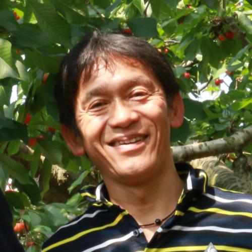 Portrait of Yoshifumi Kitamura