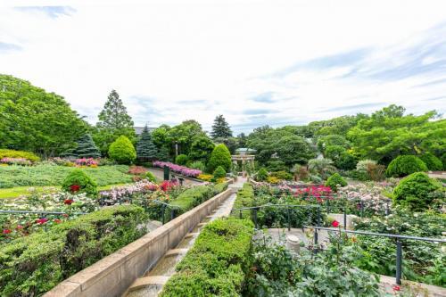Harbor View Park (Minato-no-Mieru Oka Koen), Motomachi / Yamate / Yamashita Park